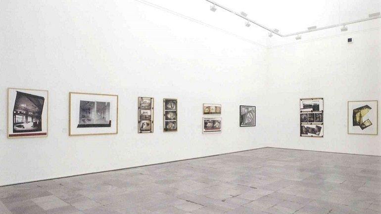 Exhibition view. Gordon Matta-Clark, 2006