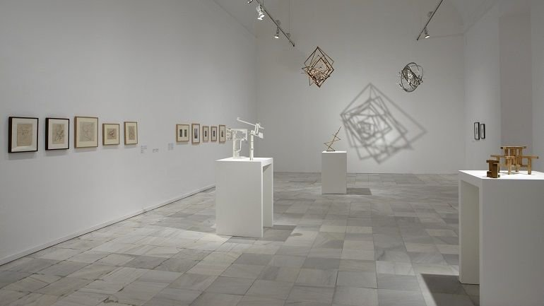 Exhibition view. Rodchenko and Popova: Defining Constructivism, 2009
