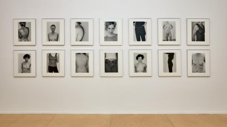 View of the exhibition Michael Schmidt. Photographs 1965–2014, 2021