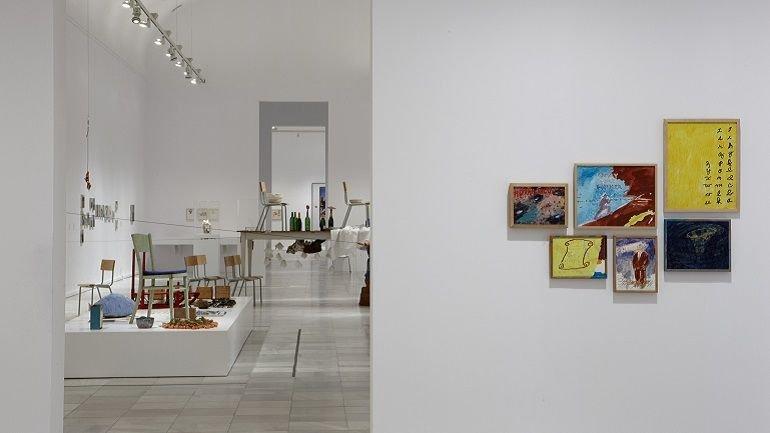 Exhibition view. Paul Thek, 2009