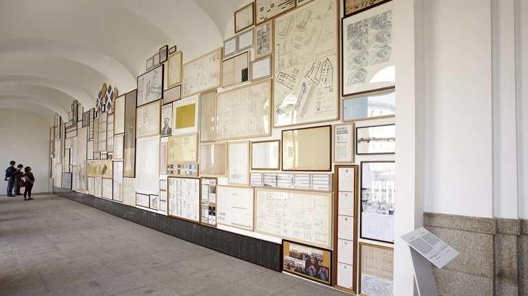 Vista de sala de la exposición. Valcárcel Medina. Otoño de 2009, 2009