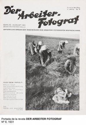 Un ciclo de conferencias sobre el movimiento de la fotografía obrera reúne en el Museo Reina Sofía a los mayores especialistas de todo el mundo