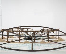 Retrospectiva de Nacho Criado en los dos palacios del Parque del Retiro