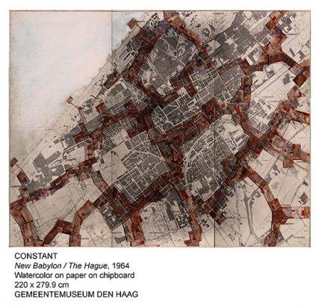 Constant.New Babylon / The Hague, 1964