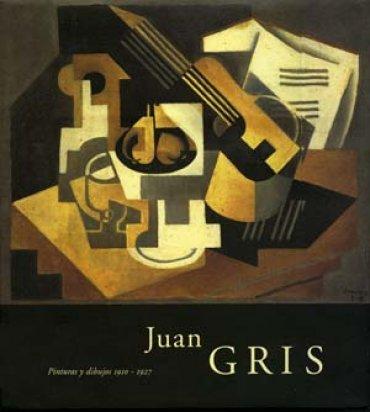 Juan Gris. Pinturas y dibujos 1910 – 1927 (Vol. I)