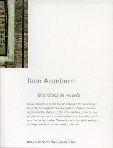 Ibon Aranberri. Gramática de meseta