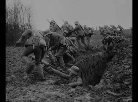 Bei unsere helden an der Somme (Con los héroes del Somme)