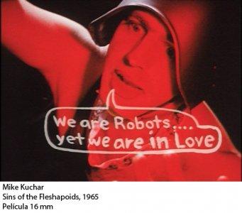 Mike y George Kuchar. Sins of the Fleshapoids. Película 16 mm, 1965
