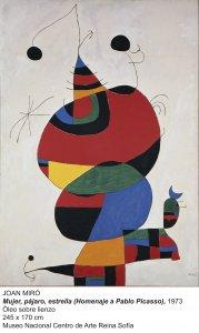 Exposición Miró: La experiencia de mirar