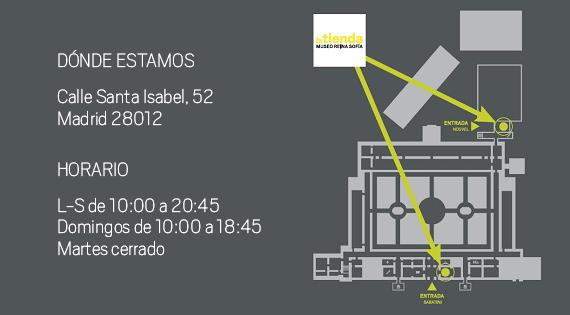 Tiendas Palacios & Museos